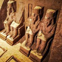 Die Magie von Abu Simbel