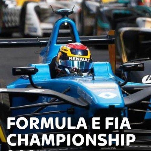 Formula e fia championship s2021e0