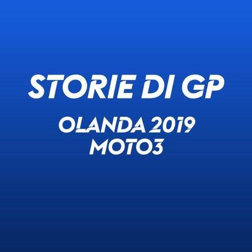 Olanda, assen 2019. moto3. gara s1e193