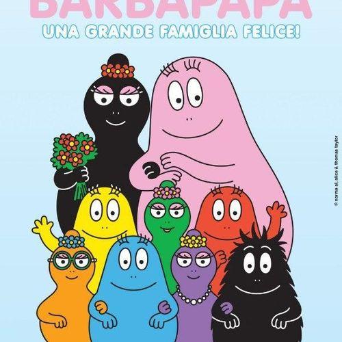 Barbapapa' - una grande famiglia felice! s1e3