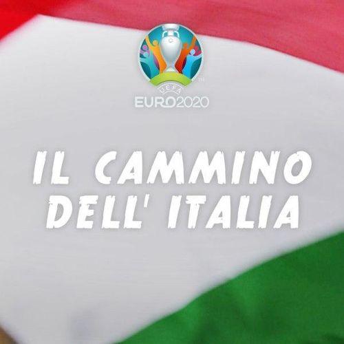 Euro 2020 il cammino dell'italia