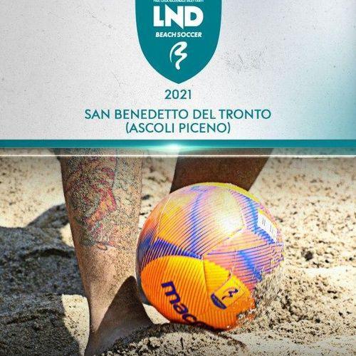 Beach soccer lnd s2021e2