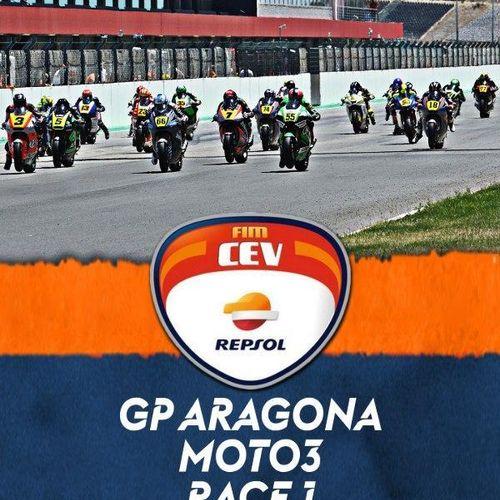 Gp aragona: moto3 s2021e0