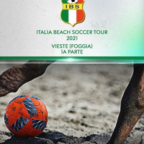 Italia beach soccer tour s2021e1