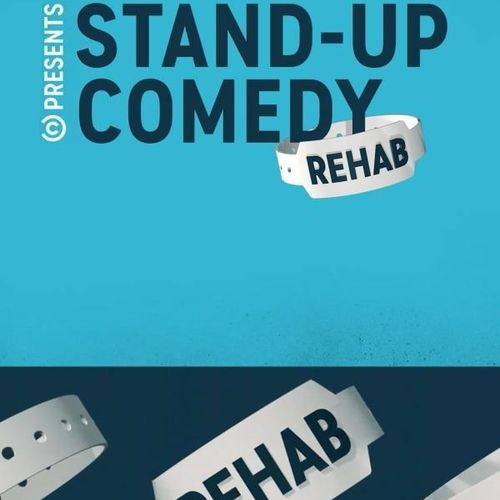 Stand up comedy rehab s1e1