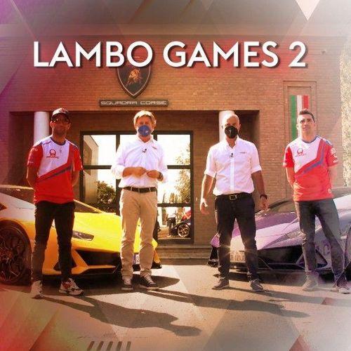 Lambo games 2