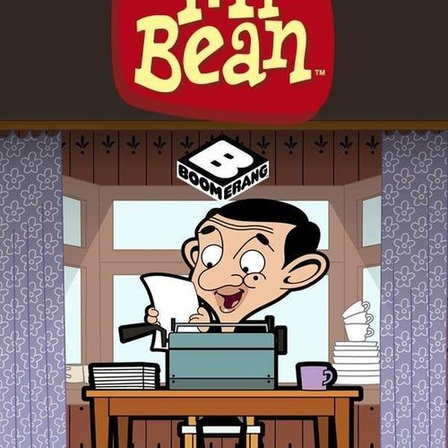 The mr. bean animated series s1e12