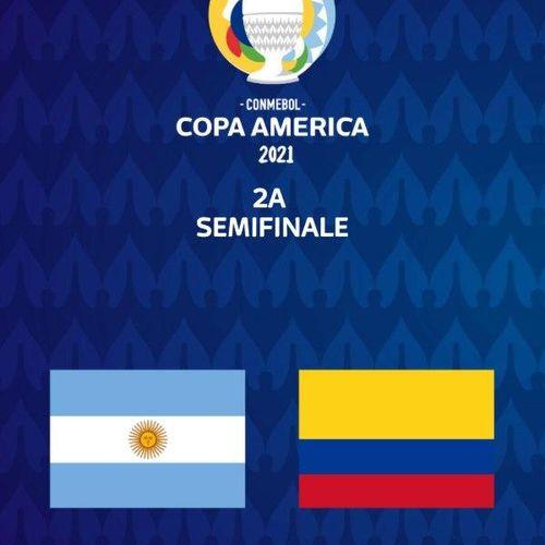 Argentina - colombia s2021e0