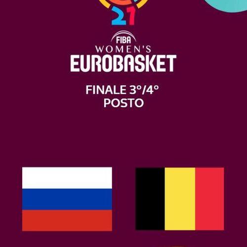 Bielorussia - belgio. finale 3/4 posto s2021e0