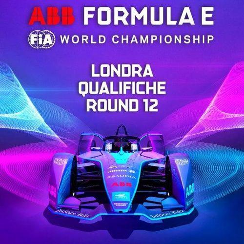 Londra - qualifiche round 12 s2021e0