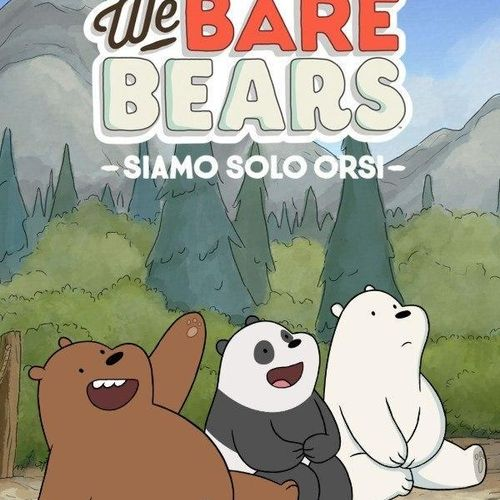 We bare bears s3e17