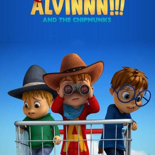 Alvinnn!!! and the chipmunks s2e3