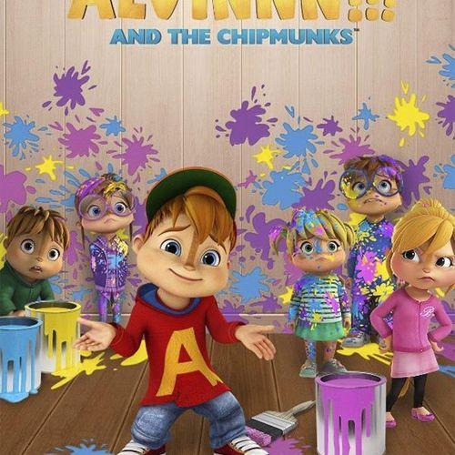 Alvinnn!!! and the chipmunks s1e9