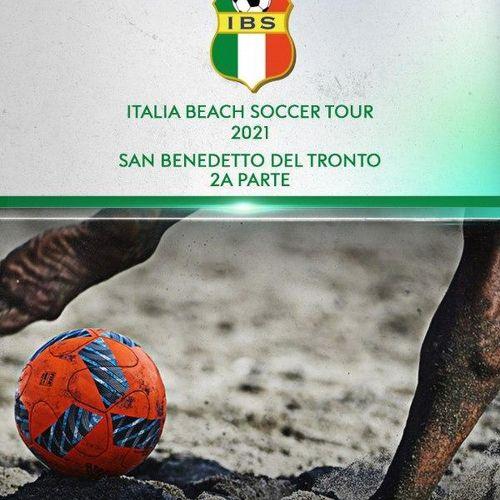 Italia beach soccer tour s2021e4