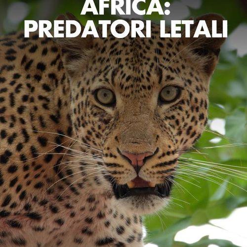 Africa: predatori letali s3e1