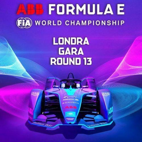 Londra - gara round 13 s2021e0
