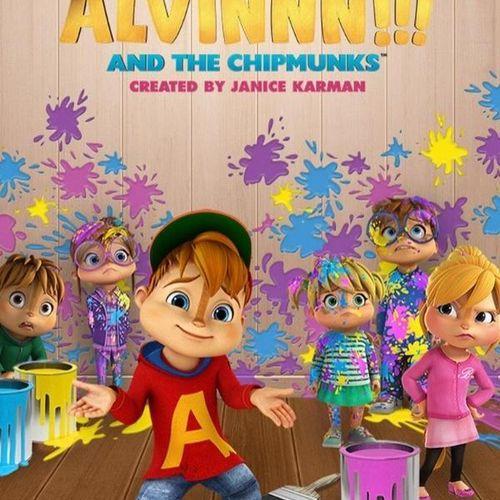 Alvinnn!!! and the chipmunks s3e25