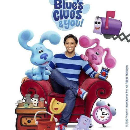 Blue's clues & you s1e12