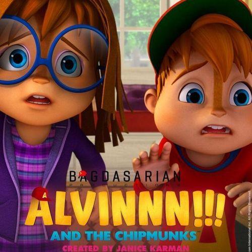 Alvinnn!!! and the chipmunks s4e8