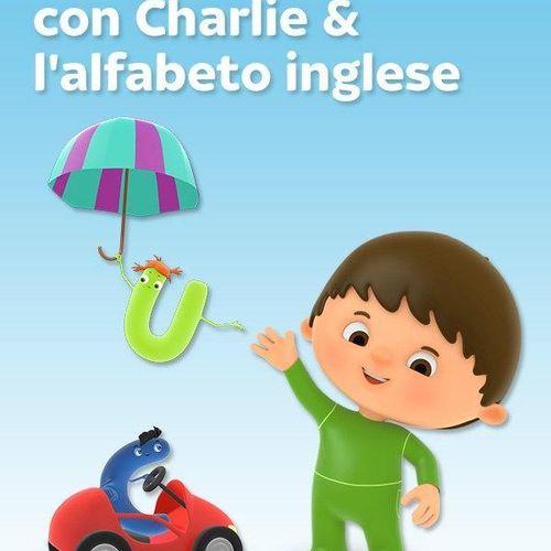 Scoprendo con charlie e l'alfabeto inglese s1e0