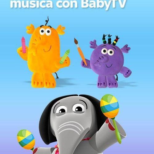 Arte, creativita' e musica con babytv s1e0