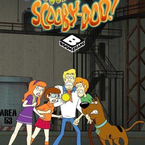 Be cool, scooby-doo! s1e12