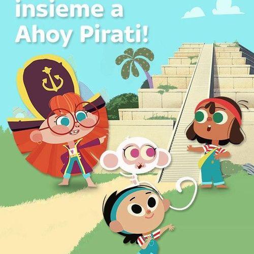 Esplorando insieme ad ahoy pirati! s1e0