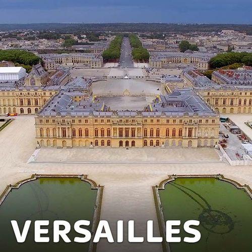 Versailles - i misteri del re sole