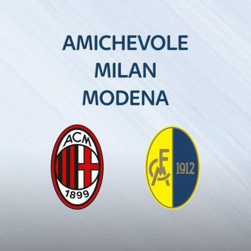Milan - modena s2021e0