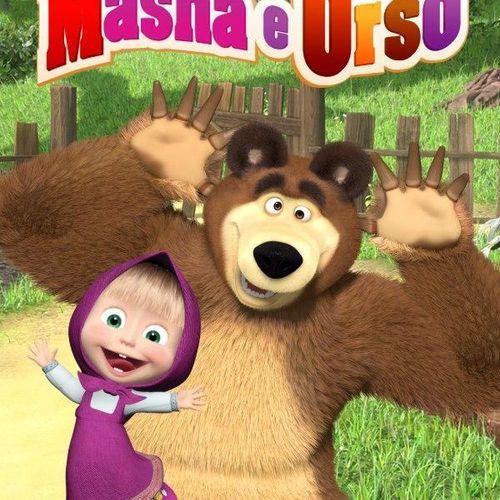 Masha e orso s1e4