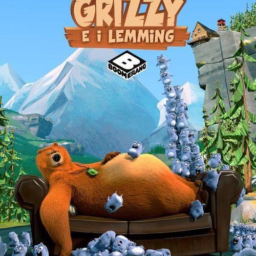 Grizzy e i lemming: pelosi e dispettosi s2e71