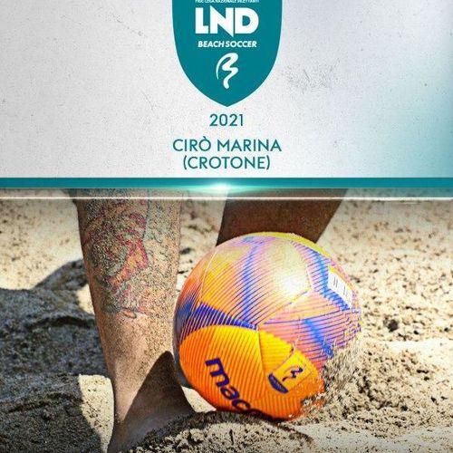 Beach soccer lnd s2021e0