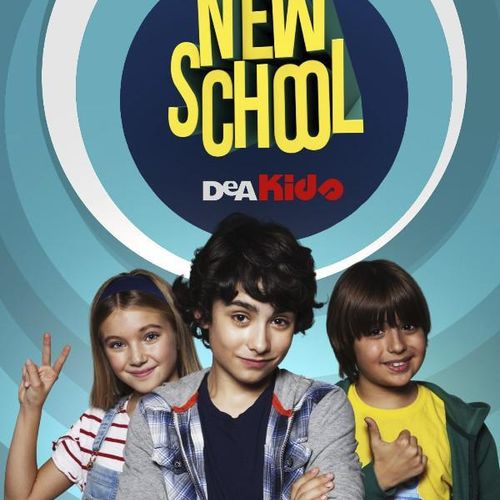 New school s1e1