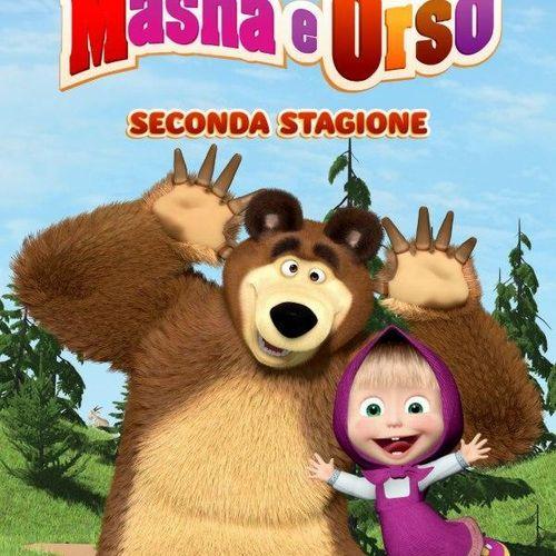 Masha e orso s2e1