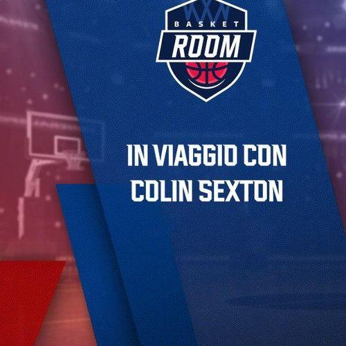Basket room : in viaggio con colin... s2021e10