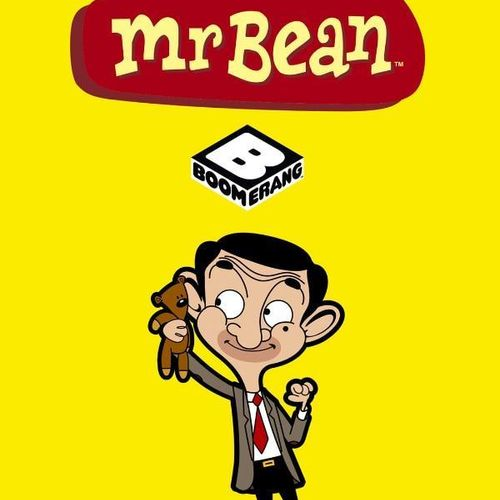 The mr. bean animated series s1e3