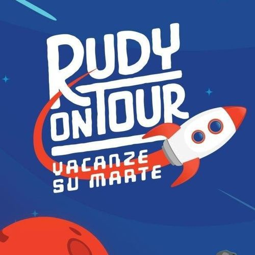 Rudy on tour - vacanze su marte s1e8
