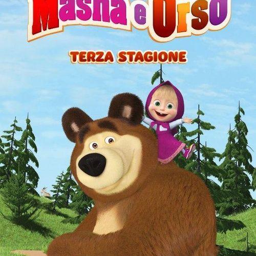 Masha e orso s3e6