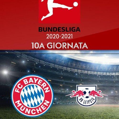 Bayern monaco - lipsia. 10a g. s2020e0