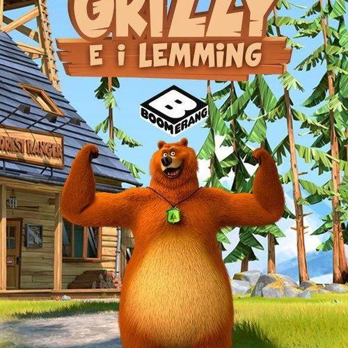 Grizzy e i lemming: pelosi e dispettosi s1e60