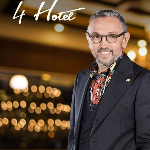 Bruno barbieri - 4 hotel s1e1