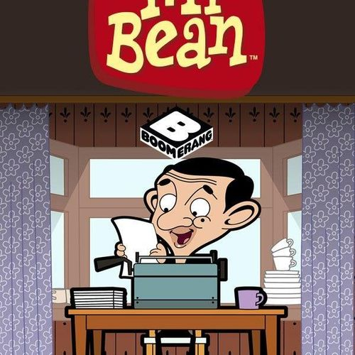 The mr. bean animated series s2e8