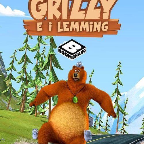 Grizzy e i lemming: pelosi e dispettosi s3e8