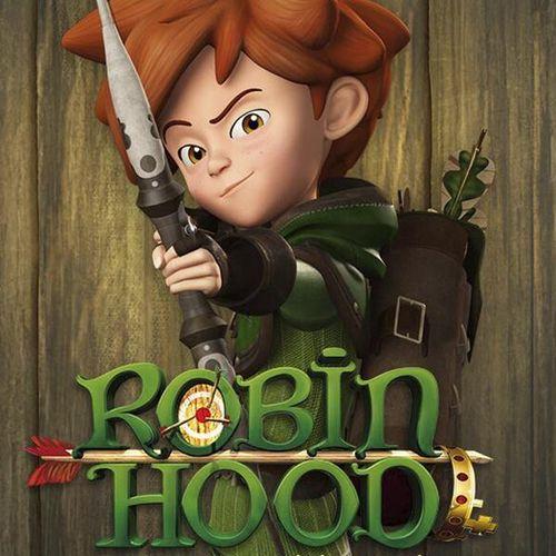 Robin hood alla conquista di sherwood s1e16