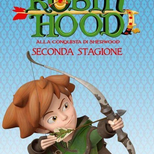 Robin hood alla conquista di sherwood s2e29