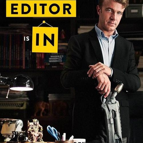 The editor is in s1e2