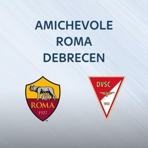 Roma - debrecen s2021e0