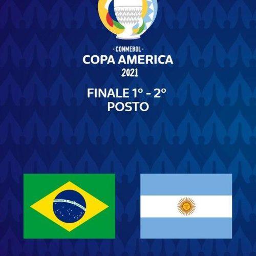 Brasile - argentina s2021e0