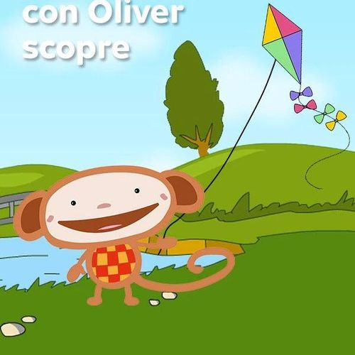 Gioca e impara con oliver scopre s1e0