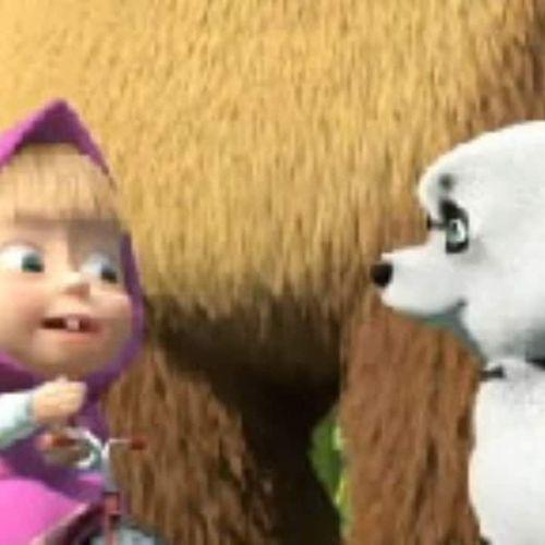 Masha e orso - s1e15 - puoi chiamarmi masha
